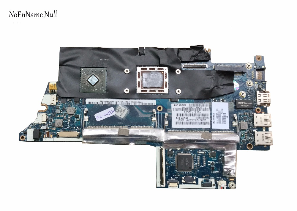 689157-501 Free Shipping Laptop Motherboard For ENVY4 FOR ENVY6 Motherboard 689157-001 For HP, Tested 100% Working