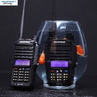 2018 Baofeng UV XR IP67 Waterproof Walkie Talkie 10W Powerful Two Way Radio 10KM Long range for traveling hiking