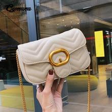 Mini Brand Chain Bags For Women 2019 Luxury Women Handbags Designer Small Shoulder Bags Ladies Hand bags Female Crossbody Bag
