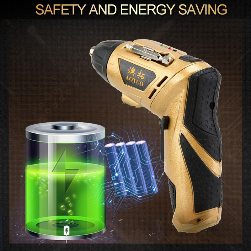 Cordless Electric Screwdriver (8)