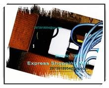 MS-130ST-M07725B-22P0+DS3-22P3-PQA 220v 130mm 2.3kw 7.7nm 2500rpm 2500ppr AC servo motor&drive kit& cable