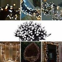 3M 400 LED String Light Firecracker Rattan Branch Led Curtain Fairy String Light for Christmas Wedding Home Garden Party Decor