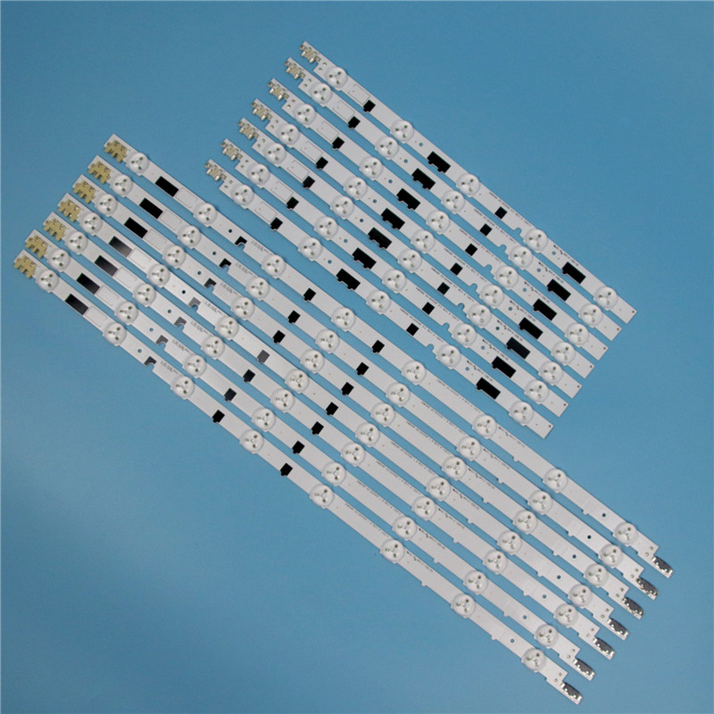 832mm 14 Piece/Set LED Array Bars For Samsung UE40F6320AW UE40F6320AY 40 Inches TV Backlight LED Strip Light Matrix Lamps Bands