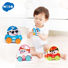 1 Piece Colorful Mini Car Vehicle Toy Kids Model Baby Educational Gift