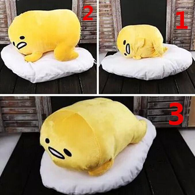 new emoji pillow gift cartoon plush bolster pillows cushion stuffed toy doll soft almofadas decorativas a2