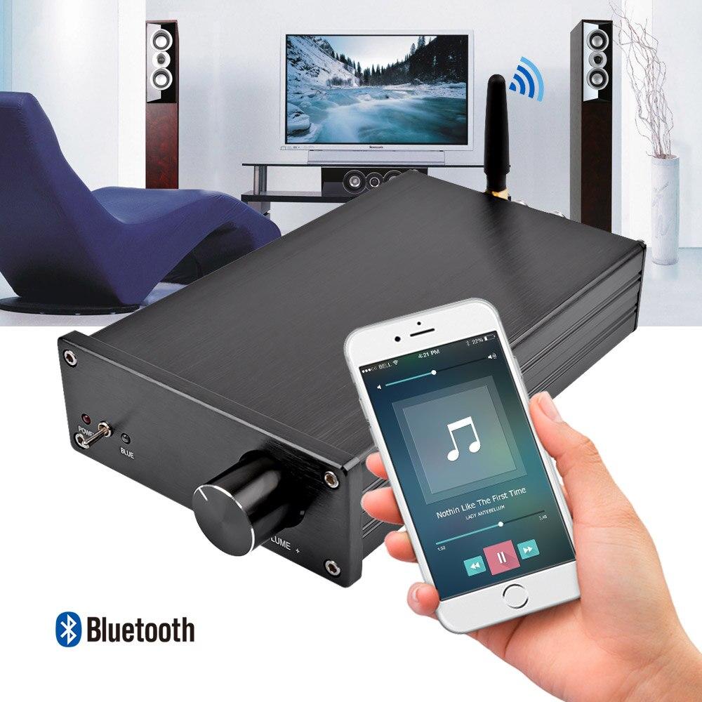 AIYIMA TPA3255 Bluetooth Amplificatore Audio Amplificatori di Potenza A Bordo di Classe D 2.0 Canali 300 W * 2