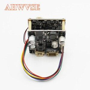 Image 3 - AHWVE Mini Macchina Fotografica del IP di POE Bordo del modulo con IRCUT CCTV FAI DA TE Per La Cupola Macchina Fotografica Della Pallottola 1080P 2MP Mobile APP XMEYE Obiettivo di 3.7mm