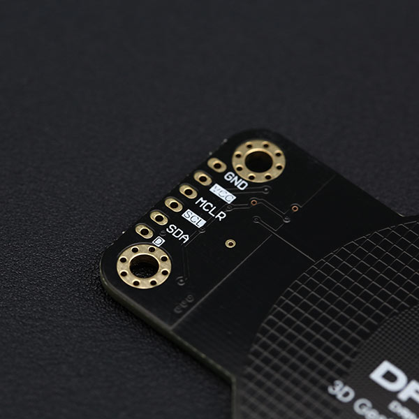 MGC3030 3D Mini Sensor For Gesture Recognition Motion Tracking Interactive Sensor SEN0202