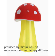 amazon hotsale USB LED Mini Mushroom Humidifier Ultrasonic Air Purifier Diffuser Humidifier Aroma Mist Maker DC5V 2W