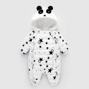 6e02d8f58 Kids Tales Winter Baby Overalls Jumpsuit Girl Boy Snowsuit
