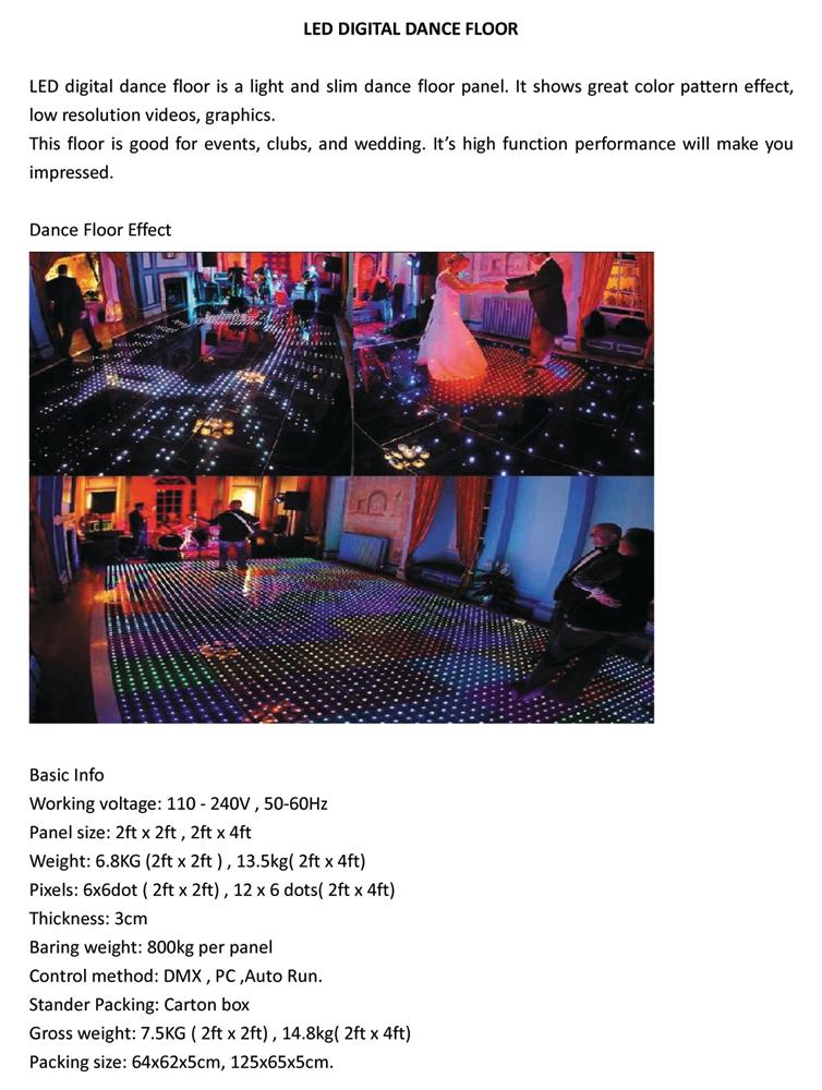 Digital Dance Floor1