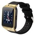 Bluetooth-смарт часы GV09 мода Smartwatch мужчины женщины камеры спорт умный часы Android смартфон электроника наручные часы записи