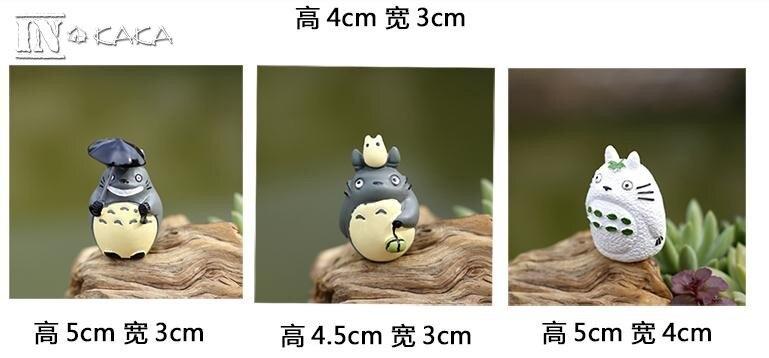 Anime Movie My Neighbor Totoro Mononoke Action Figures