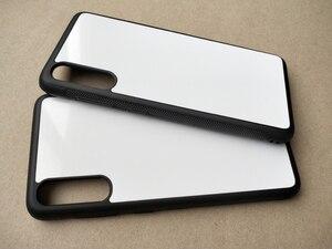 Image 3 - Dành Cho Samsung A10E A20s A30 A40 A51 A50 A70 M20 Cao Su TPU Thăng Hoa In Ốp Lưng Điện Thoại Trống Kim Loại Nhôm Tấm 5 Cái/lô