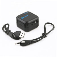 H 266 3 5mm USB NFC Wireless Bluetooth Stereo Audio Music Receiver Adapter