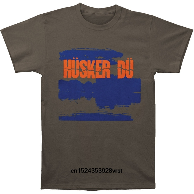 863fd323 Funny men t shirt novelty tshirt women Husker Du Husker Du - New Day Rising  T-shirt