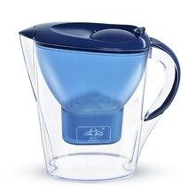 Бесплатная доставка домой прямо напиток фильтрованную водопроводной воды фильтр очистки воды германия импортировала фильтр чайник