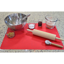 Silicone Baking Mats Countertop Protection Heat Resistant Non Slip Very Thick Nonstick Pastry Mat Pizza Dough