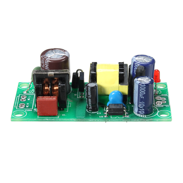 AC-DC 10W Isolated AC 110V / 220V To DC 5V 2A Switch Power Supply Converter Module Board Inverters & Converters