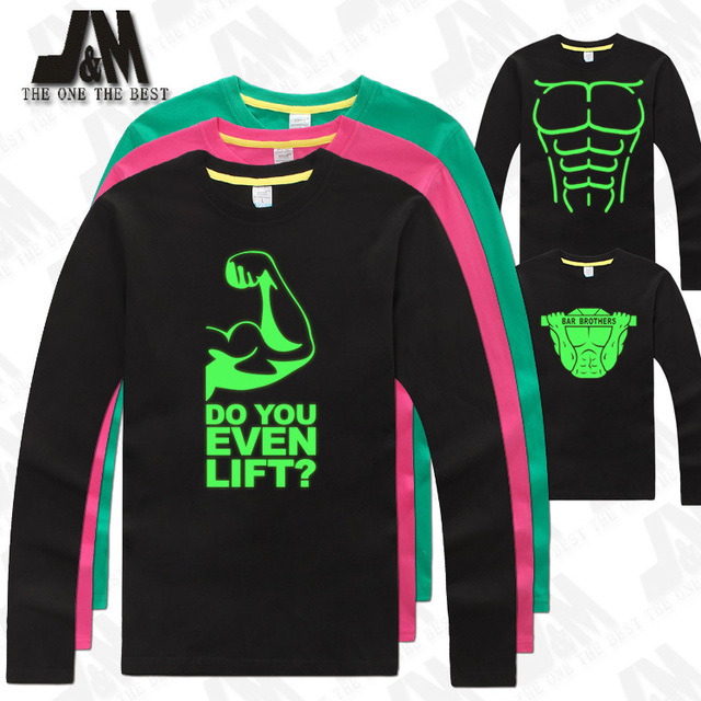 Exceptionnel Mens Muscle Shirts Sexy Big Sizes T Shirt Party T Shirt Glow In The Dark