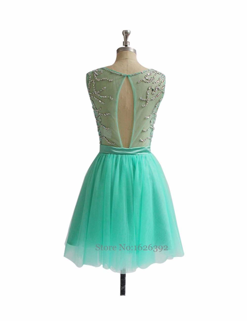 Mint Green Party Dress | Good Dresses