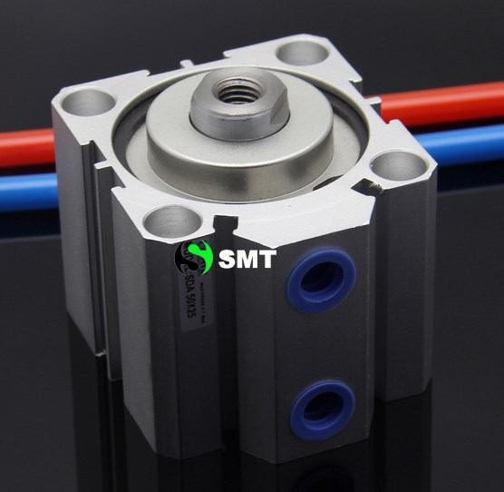 2pcs/lots,SDA80-25,80mm bore,25mm stroke, SMC type pneumatic compact air cylinder, free shipping2pcs/lots,SDA80-25,80mm bore,25mm stroke, SMC type pneumatic compact air cylinder, free shipping