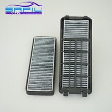 air filter for vw polo / Jetta Santana . SKODA Fabia / Rapid External air conditioner filter #RT99-1
