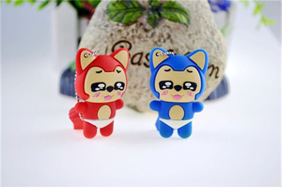 lovely cartoon Ali doll cute 4GB 8GB16GB 32GB USB Flash Drive Memory Pen drive gift creative Pendrive S378