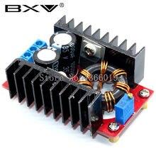Módulo de fonte de alimentação, 150w DC-DC impulsionador conversor de tensão 10-32v para 12-35v 10a placa de carga de voltagem do laptop
