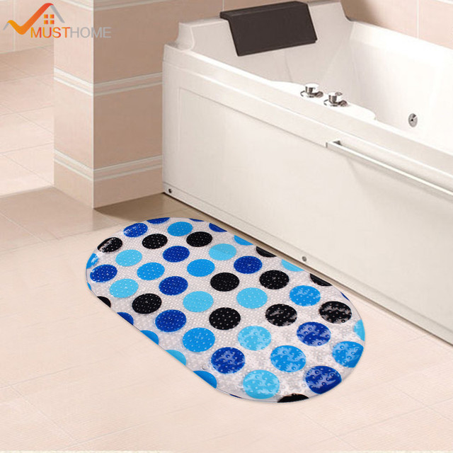 extra ac bacterial com bathtub anti long dp shower nttr mat washable slip amazon tub mats non simple