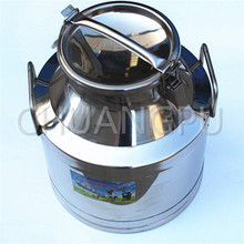 WJ-B Food Grade 25Liter Stainless Steel304 Material Milk Vacuum Thermos
