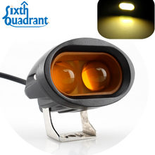 20W 4D LED Work Light Fog Lamp Spot UTE 4WD Truck Boat LED Offroad Drive(China)