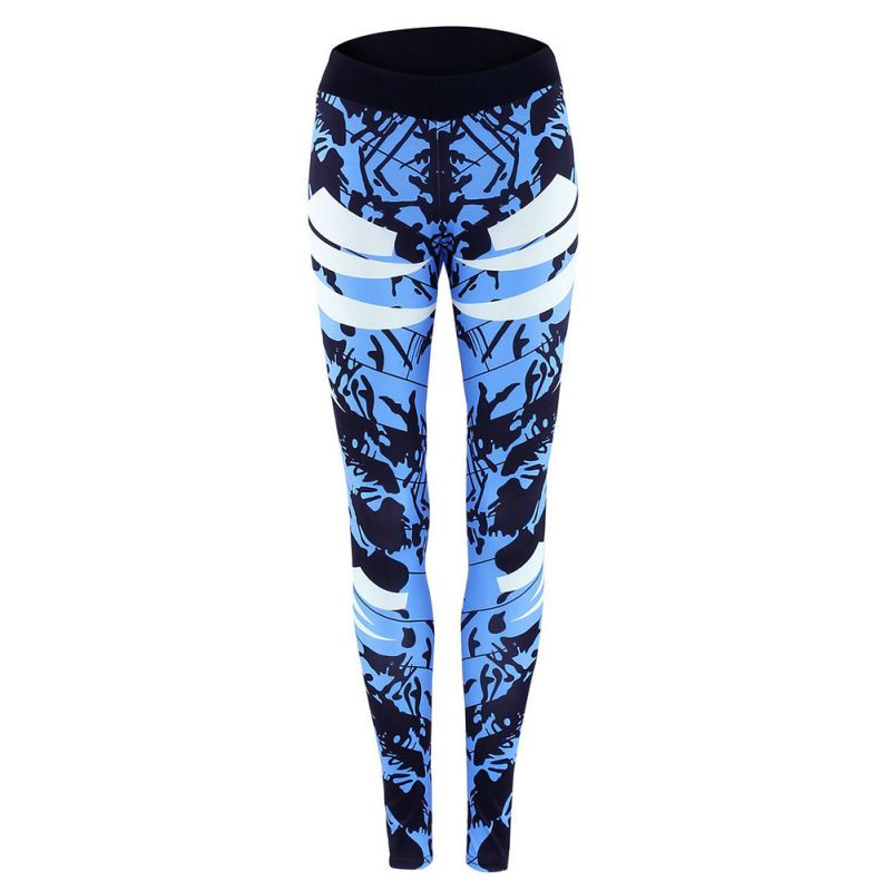 2019 Sexy Women 39 s Yoga Trousers Capris for Sport Performance Fast Drying Tights Women 39 s Leggings in Running Tights from Sports amp Entertainment