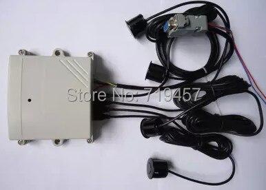 FREE SHIPPING Waterproof Type Ultrasonic Ranging Module (4 Probe Transceiver) / Sensor / Test / Robot