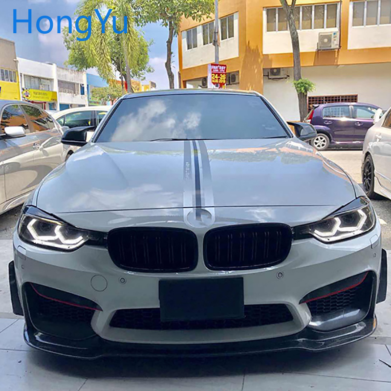 for BMW 5 Series F10 5 Series GT car styling Switchback Concept M4 Iconic Style LED Crystal Angel Angel Eye Kit Eyes Kits
