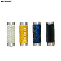 100 Original Wismec Reuleaux RX Machina Mod Powered By Single 20700 18650 Cell