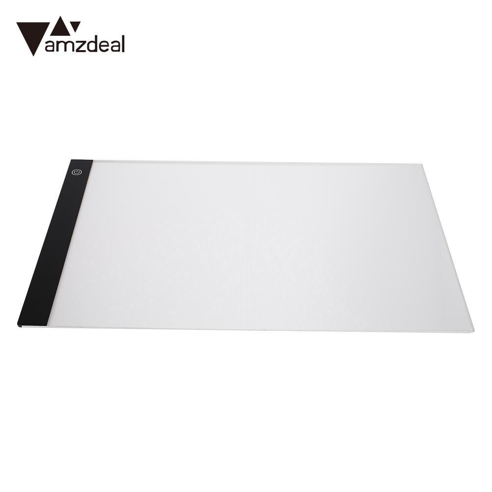 Tablette de dessin multifonctionnelle dessin animé A3 planche de traçage pochoir Durable copie tampons