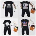 Primavera outono roupas de bebê da menina do menino de manga Comprida terno esporte roupa do bebê recém-nascido set roupa infantil