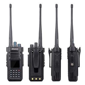 Image 4 - RETEVIS Ailunce HD1 DMR радио цифровая рация (gps) ветчина радио Amador 10 Вт УКВ двухдиапазонный IP67 Водонепроницаемый двухстороннее радио
