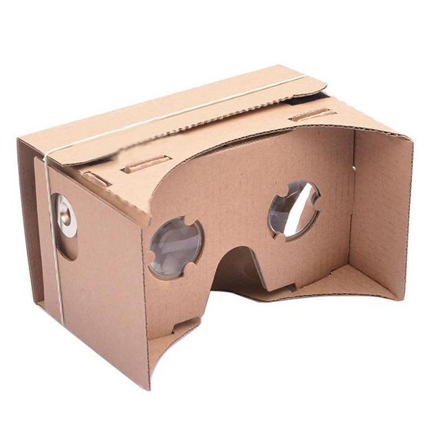 CN ULTRA CLEAR Google Cardboard Valencia Quality 3D Virtual Reality Glasses