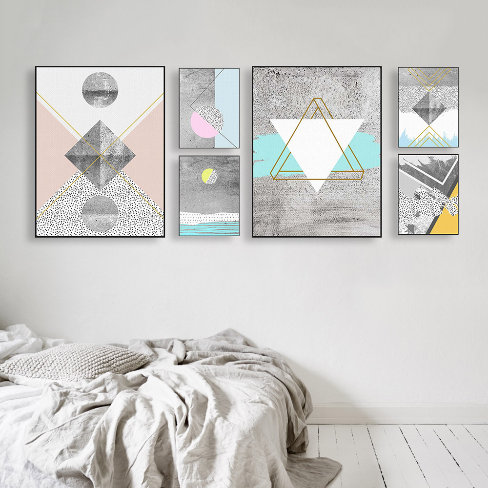 Abstract-Geometric-Texture-Shape-Large-Canvas-Art-Poster-Print-Wall-Picture-Paintin-Modern-Nordic-Living-Room (1)