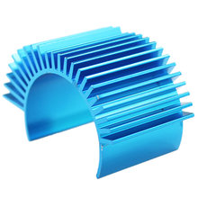 Rc Auto Onderdelen 540 550 Motor Radiator Voor Wltoys 12428 12423 A959-B A969-B A979-B A929-B(China)