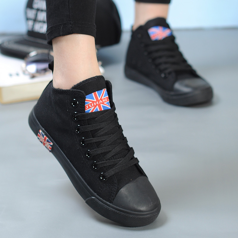Women shoes sneakers breathable Canvas shoes women Zapatos Mujer walking casual ladies shoes tenis feminino Plus Size fashion embroidery flat platform shoes women casual shoes female soft breathable walking cute students canvas shoes tufli tenis