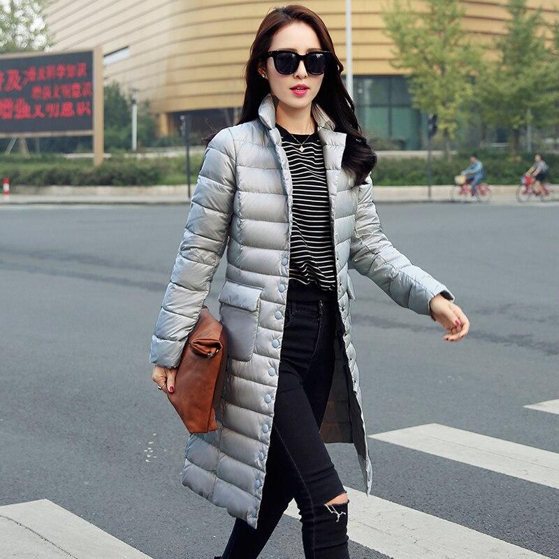 Fitaylor ใหม่ผู้หญิงฤดูหนาวแจ็คเก็ตเป็ดสีขาว 90% ลง Parkas Ultra Light Down Coat อบอุ่นหิมะ Overcoat-ใน เสื้อโค้ทดาวน์ จาก เสื้อผ้าสตรี บน   3