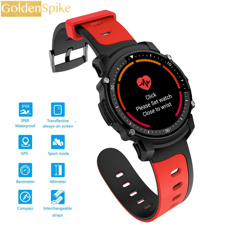 FS08 Smartwatch MTK2503 GPS IP68 Resistant Bluetooth 4.0 Heart Rate Multi-mode Sports Monitoring fs08 gps smart watch mtk2503 ip68 waterproof bluetooth 4 0 heart rate fitness tracker multi mode sports monitoring smartwatch