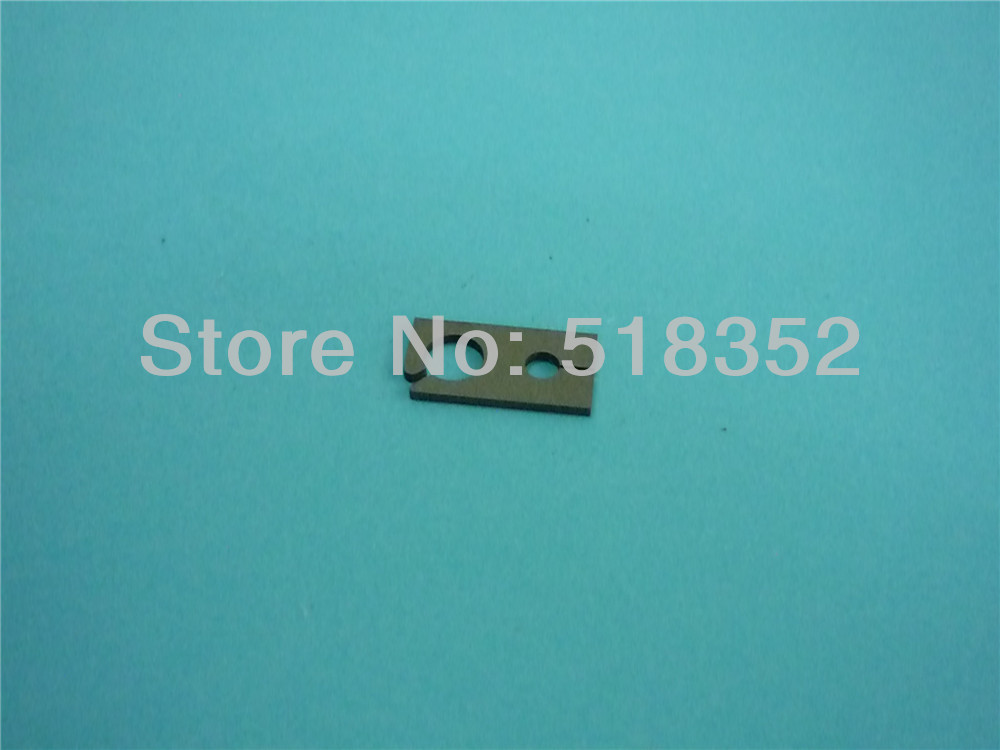 100441275 Charmilles C417 Wire alignment plate (Centering eye) T0.8mm for WEDM-LS Wire Cutting Machine Parts100441275 Charmilles C417 Wire alignment plate (Centering eye) T0.8mm for WEDM-LS Wire Cutting Machine Parts