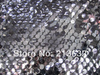 POz89 textile 18mm PCT Sequin embroidery, sequins embroidery printing lace fabric sewing new Best designer