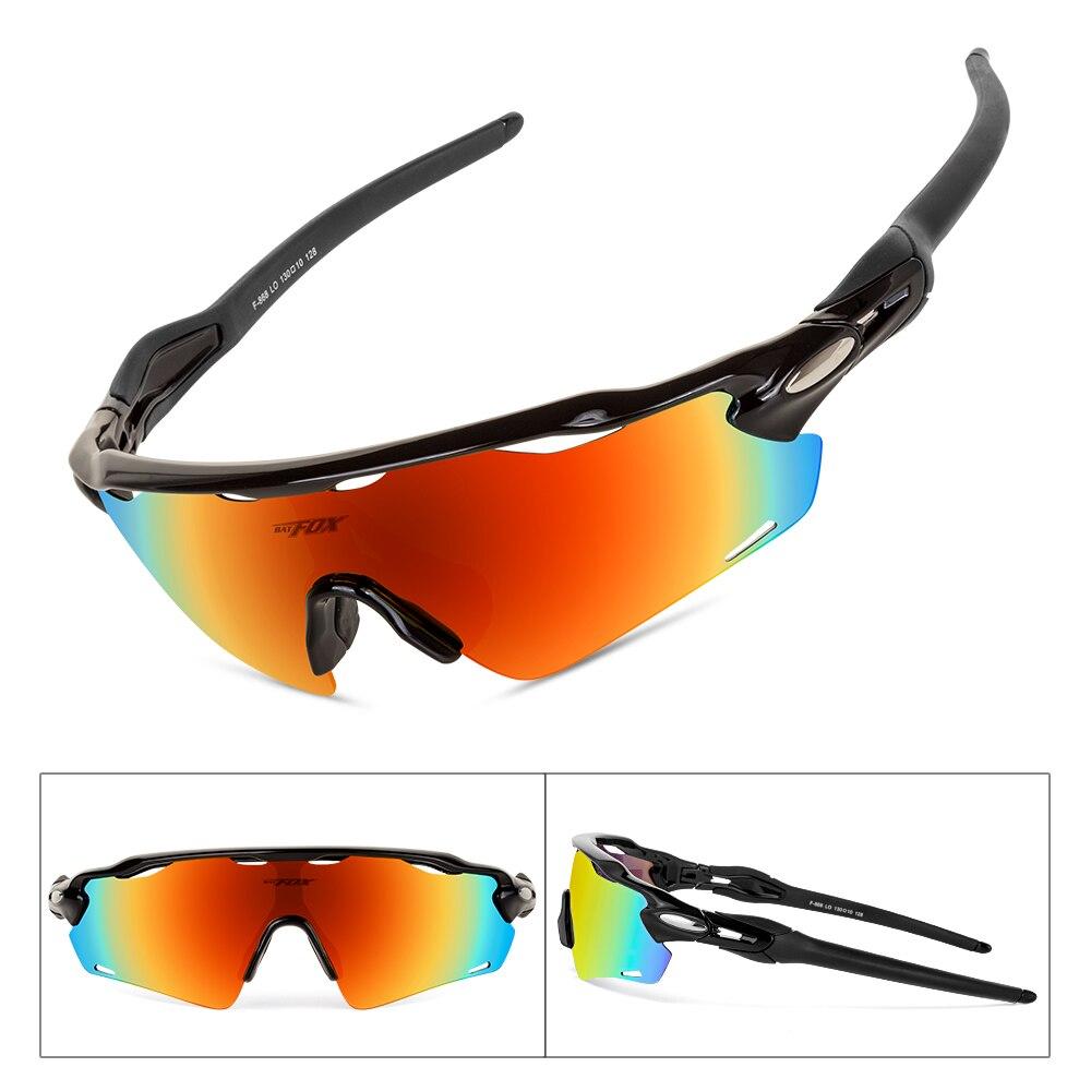 Streng Uv400 Radfahren Brillen Brille Fahrrad Brille Für Outdoor Sport Sonnenbrille 3 Objektiv Brille Sonnenbrille Oculos Ciclismo Direktverkaufspreis