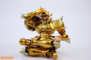 Image 4 - COMIC CLUB IN STOCK  METAL CLUB  metalclub MC S Temple ST Aldebaran Taurus Saint Seiya cloth Myth EX Gold Saint OCE Metal armor