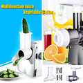 1 pz Per Uso Domestico elettrico multifunzione succo di frutta verdura taglierina creatore di succo di spremiagrumi Elettrico di taglio di verdure